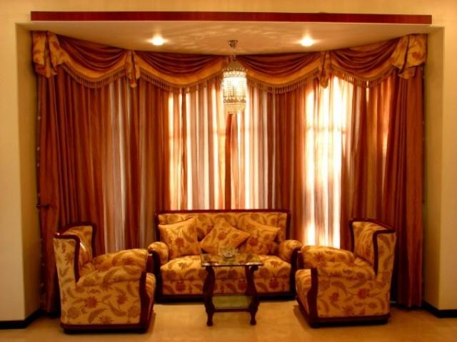 There are numerous kinds and styles of curtain sold in residence...