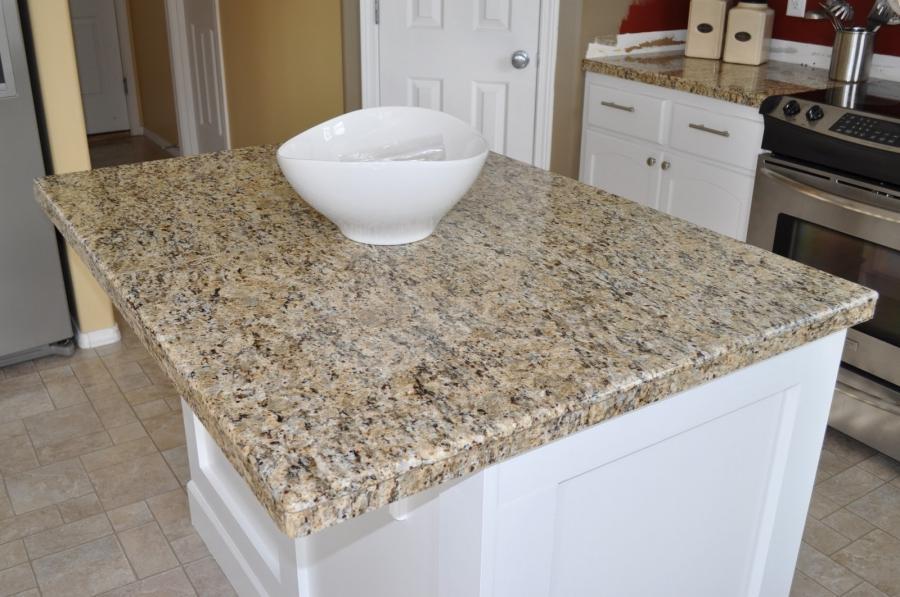 Countertop Granite Tile Photo
