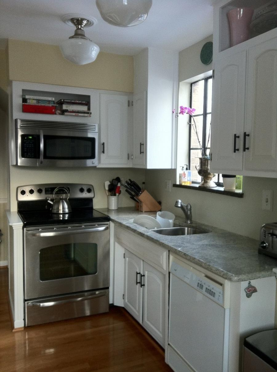 Designing A Small Kitchen Photos