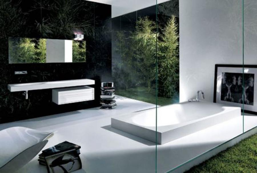 Inspiring Modern Bathroom Decor Designs