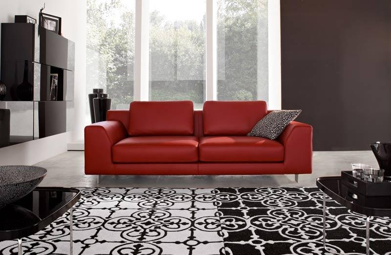 living room photos red sofa. Black Bedroom Furniture Sets. Home Design Ideas
