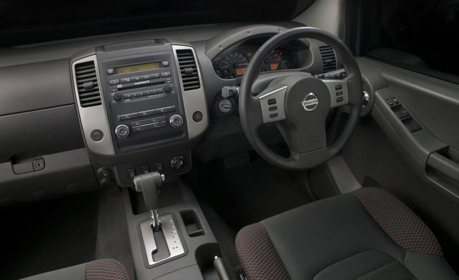 Nissan Xterra Interior Photos
