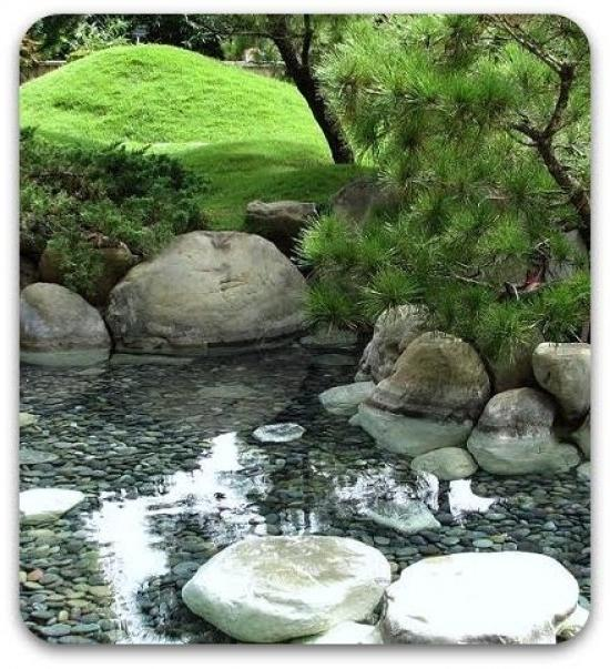 Japanese Water Gardens Photos - japanese water garden design