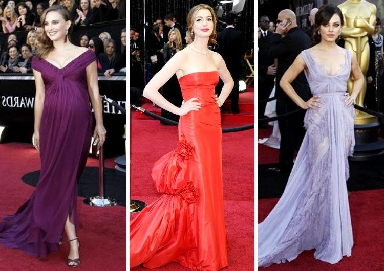 2011 Oscar: Mila Kunis, Anne Hathaway, Natalie Portman and More...