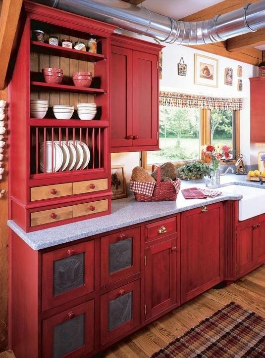 Diy Country Kitchen Decorations Picture Home Interior Source