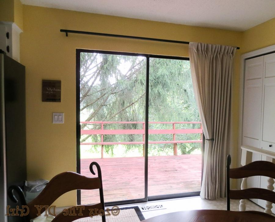 Curtains For Sliding Glass Doors Photos