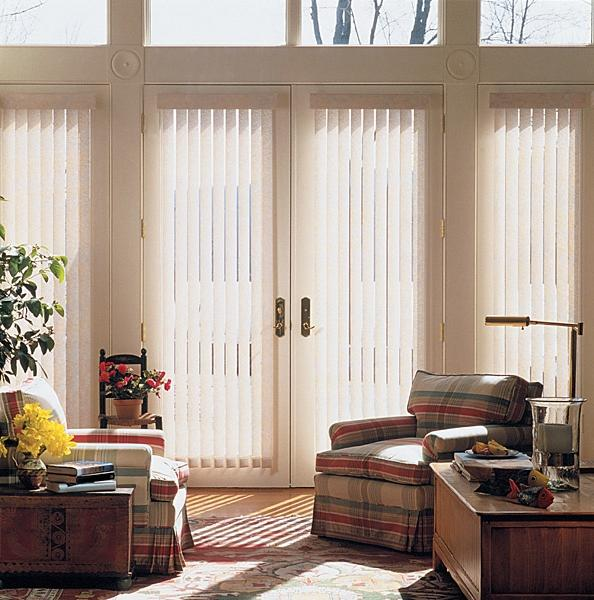 Sliding Glass Door Window Treatments Photos
