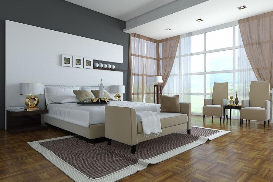 Cozy Classic Bedroom Design listed in: bedroom Decorating bedroom...