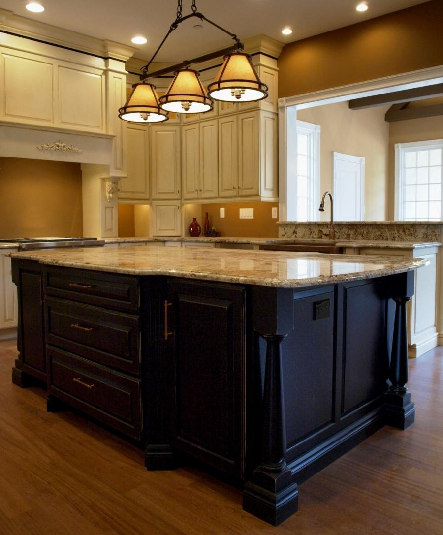 decorative kitchen island photos