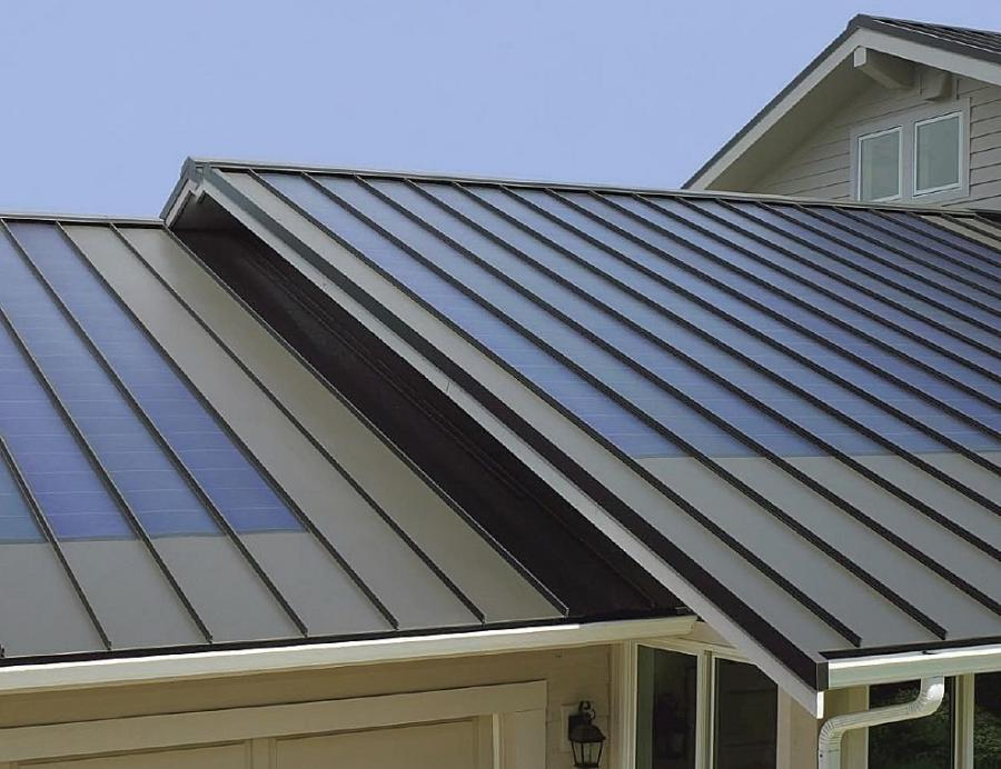 Homes Metal Roofs Photos