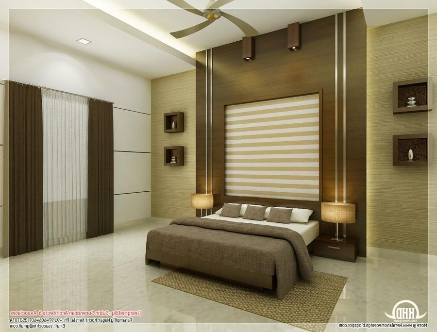 Home Interior, Kinds of Modern Interiors for Sweet Homes: Bedroom...