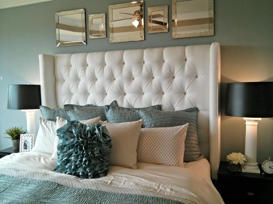 What I Learned From A Model Home Master Bedroom Home For Now Source