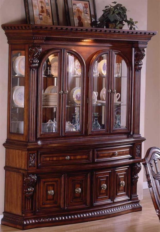 Arrange China Cabinet Photos