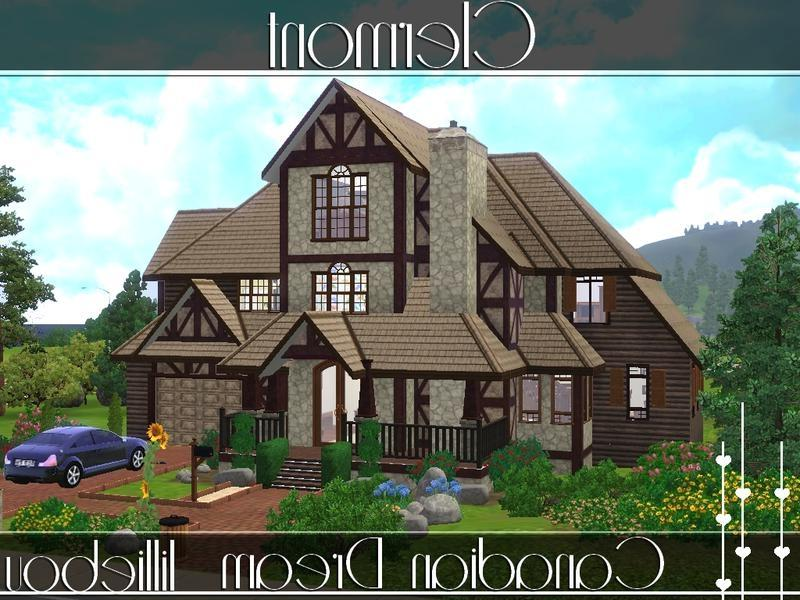 Canadian house plans with photos for Cdn house plans
