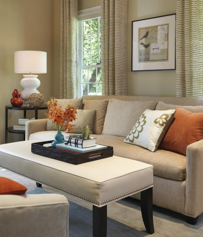 Living Room Design Examples: Beautiful Drawing Room Photos