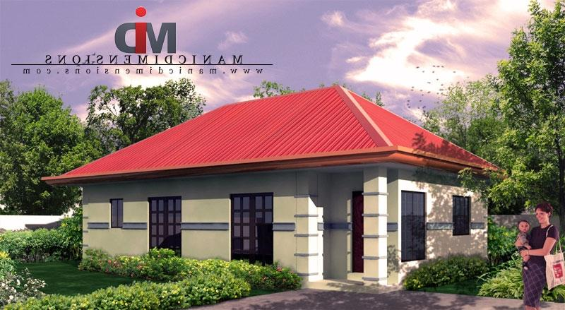New Philippine Model House Bungalow Joy Studio Design