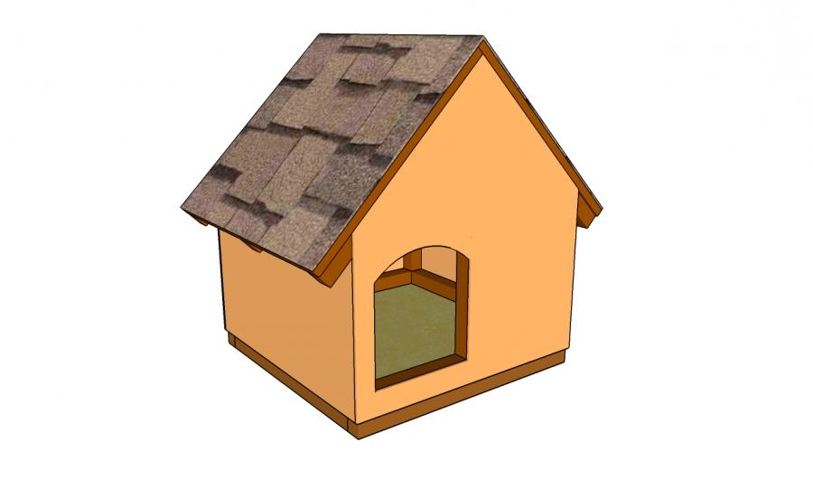 Cat House Photo