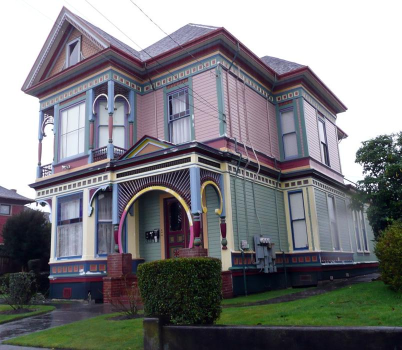 Eureka Victorian Three Color Disasters Source