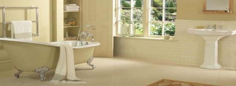 We supply everything needed for your perfect bathroom