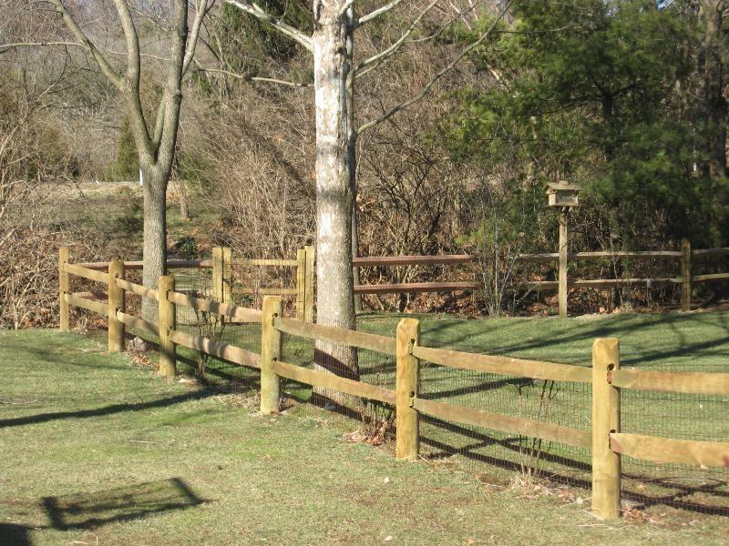 Split Rail Fence Photos