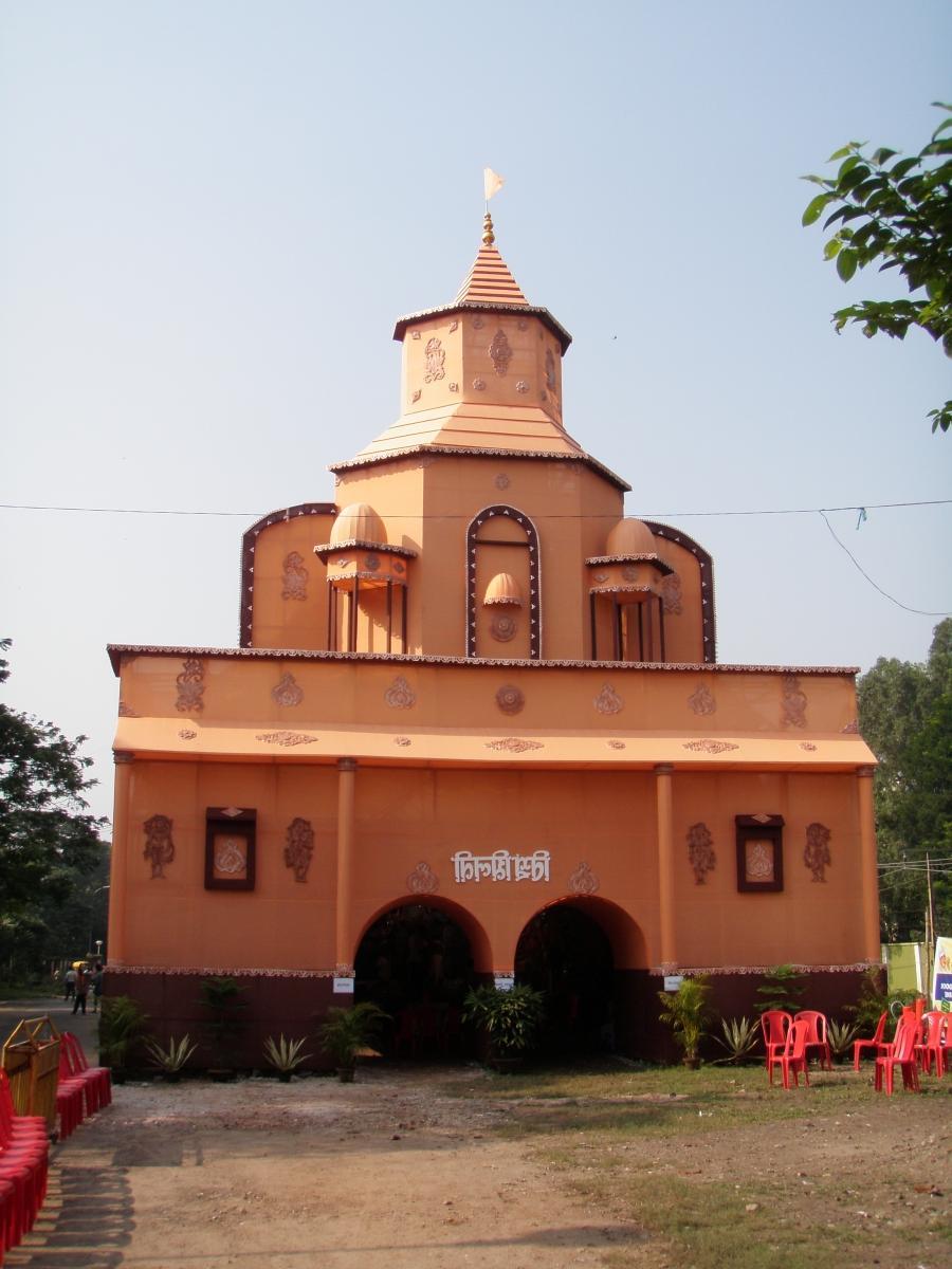 Durga puja pandal decoration photos durga puja pandal altavistaventures Images