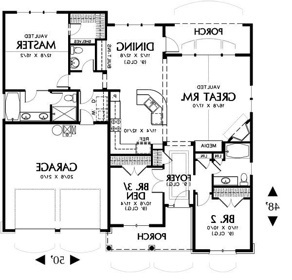 single dwelling house plans with photos