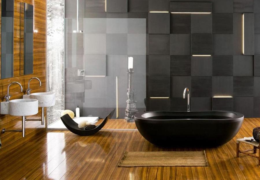 Bathroom Decorating 1132 Stylish Bathroom Decorating