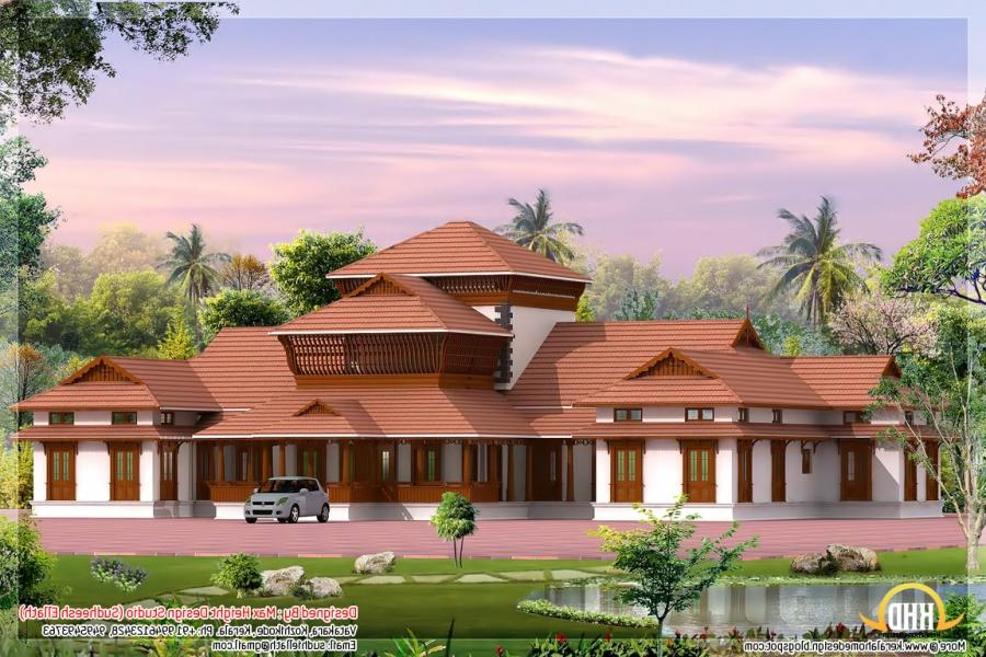 four india style house designs kerala home design and floor