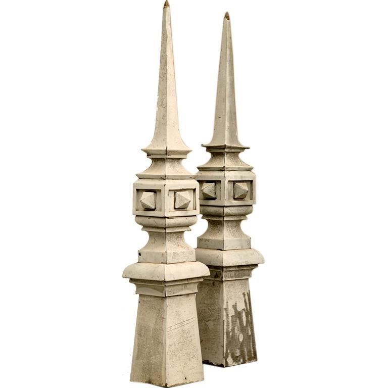 Photo Finials Roof