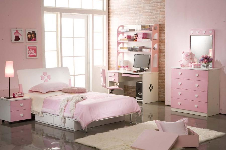 Good Looking Creative Bedroom Design For Girl listed in: Bedroom...