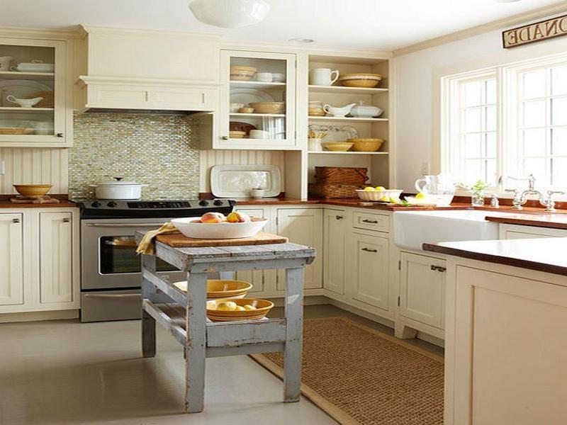 Small restaurant kitchen design photos Small square kitchen design