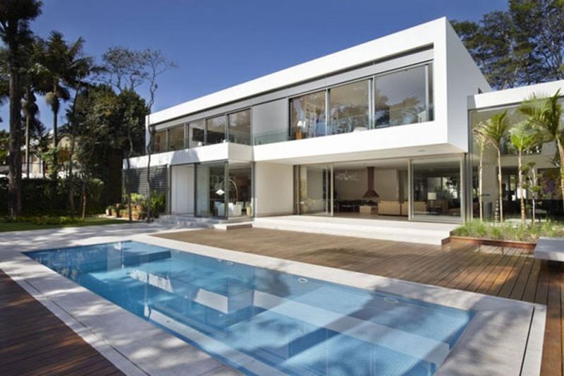 Tropical house design photos for Modern tropical house exterior