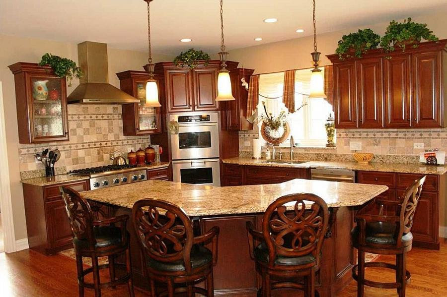 Luxurious How To Build A Simple Kitchen Design Island With...
