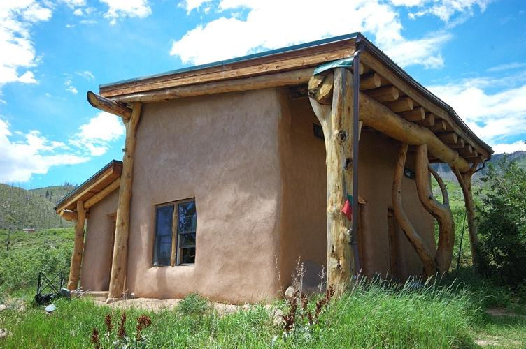 Straw Bale Houses Photos