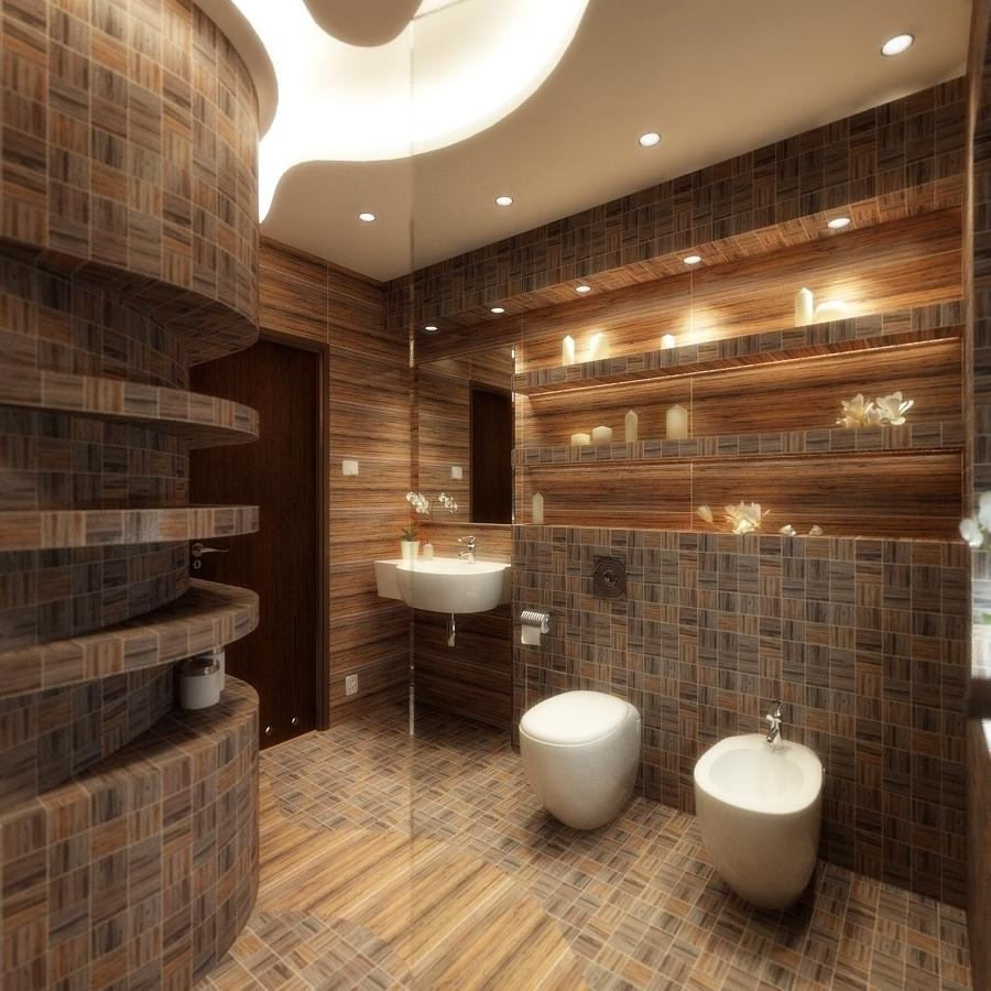 Bathroom Walls Ideas Photos