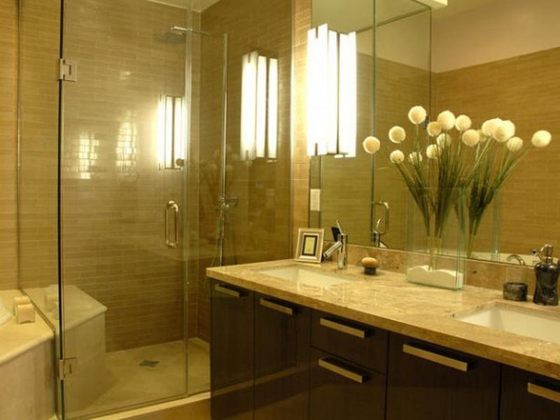 Comfortable Inspiration For Impressive Gold Bathroom Countertop...