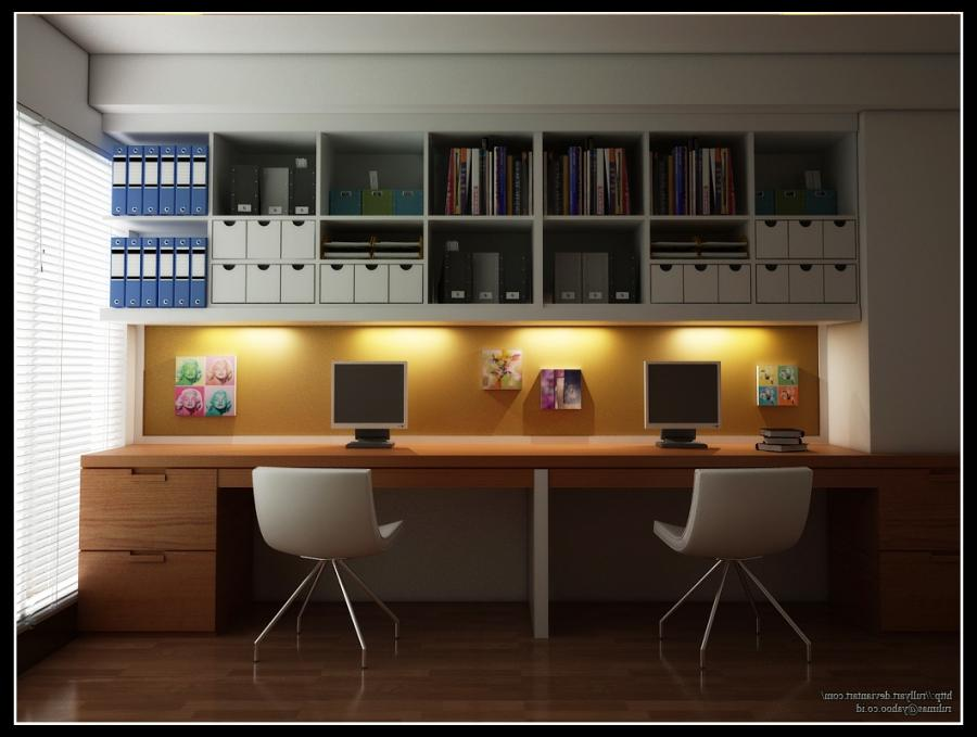 Home Office Interiors Photos