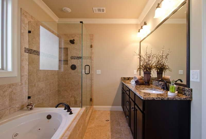 Remodeling A Bathroom Ideas With Wall Beige Uploaded by...