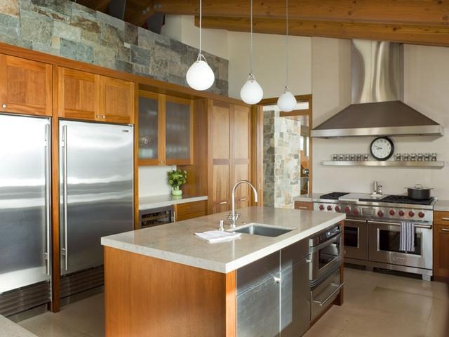 New Kitchen Layout Photos