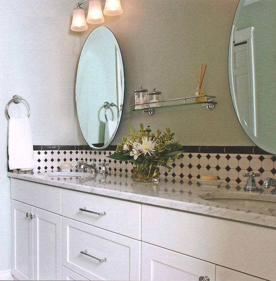 Bathroom cabinet refacing is a cost effective alternative to new...