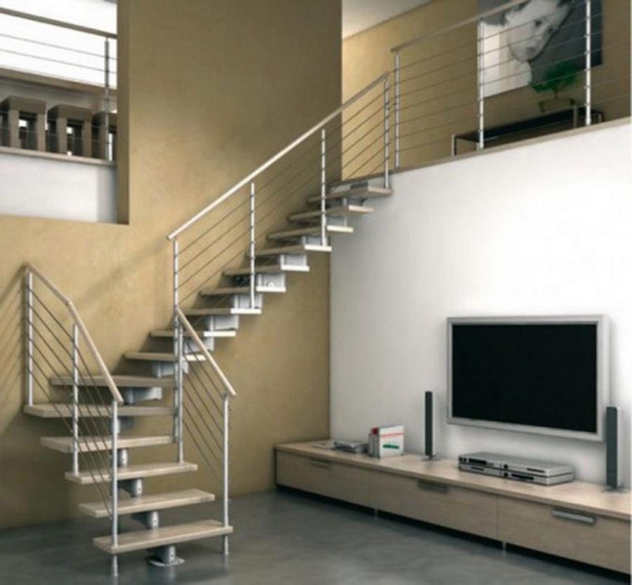 Stair Railing Design Photos