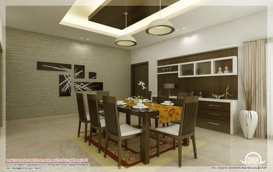 Hall interior design photos india for Dining hall interior
