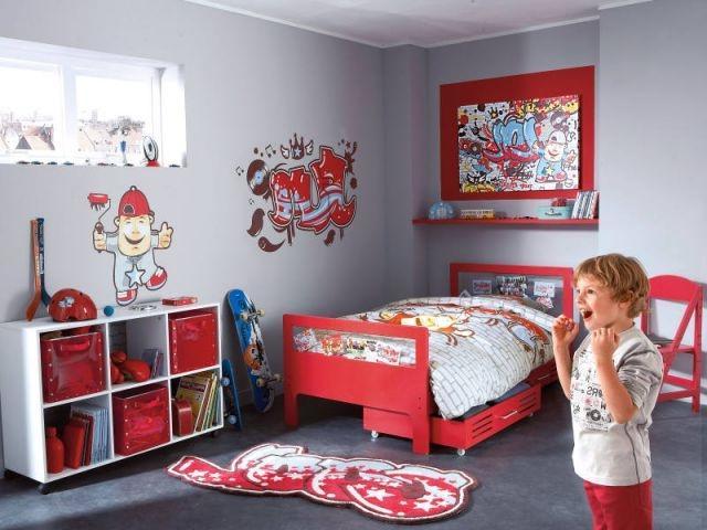 Photo decoration chambre garcon