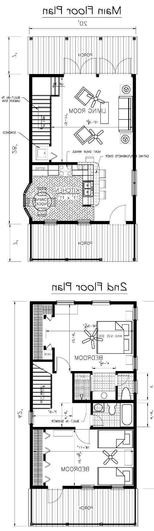Cottage Photos Plans