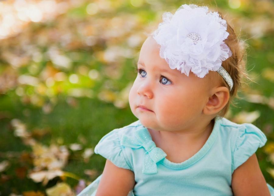 Beautiful Baby Photos With Flowers
