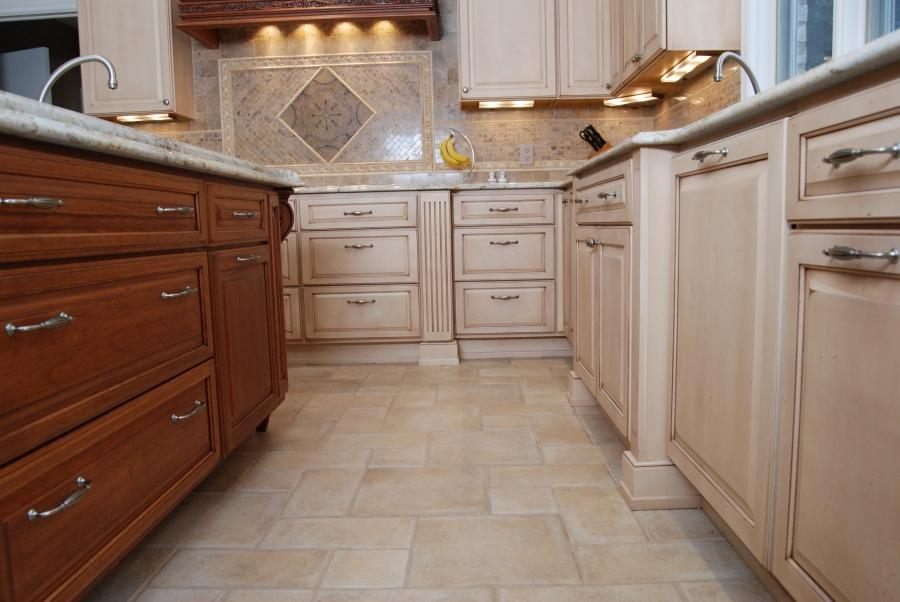 ... Kitchen Floor Tiles Furniture Attractive Multiple Tile...