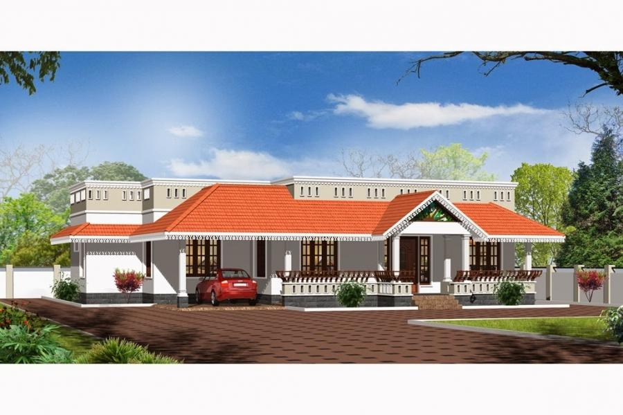 Bedroom House Plans In India together with Front Elevation in ...