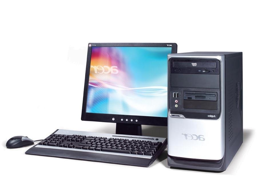 Computer desk top photos
