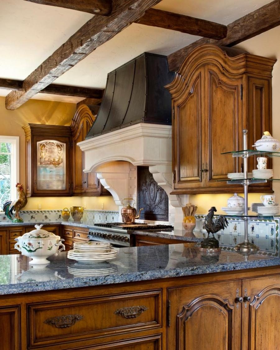 french country kitchen hd Kitchen Inspiring Pictures Of Country...