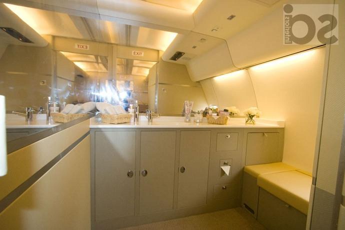Executive Jet Interior Photos